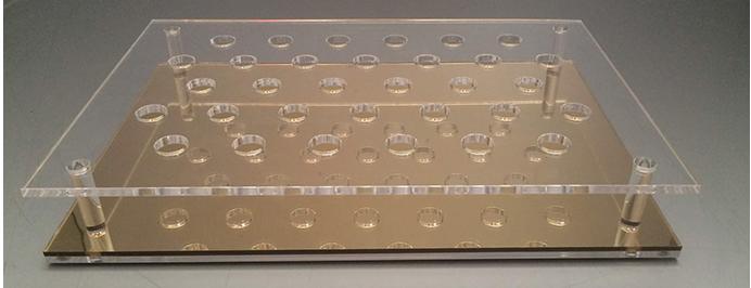 ειδικες κατασκευες Plexiglas
