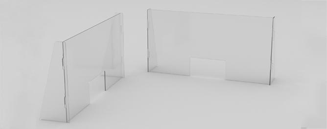 επιπλα βιτρινας Plexiglas