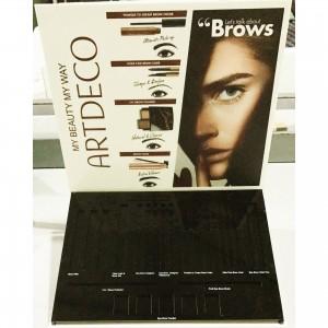 Artdeco Brow Display