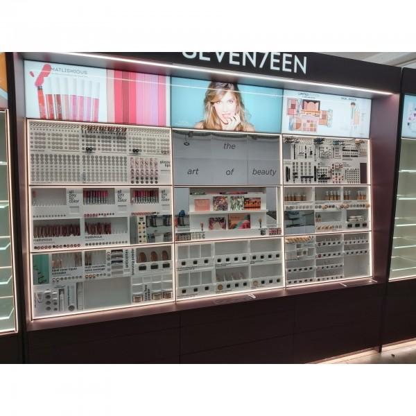 Seventeen Cosmetics Makeup Stand Έπιπλα Βιτρίνες